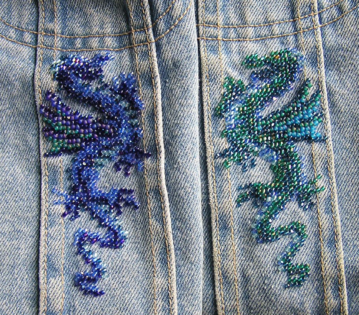 Patterns - Beadwork - BellaOnline -- The Voice of Women